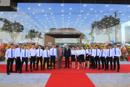 Huyndai Sơn Trà - Đại Lý Ủy Quyền Chính Thức Của Huyndai Thành Công