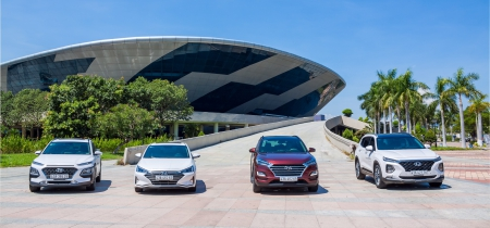 Cập nhật Bảng giá xe Huyndai Đà Nẵng mới nhất 2020