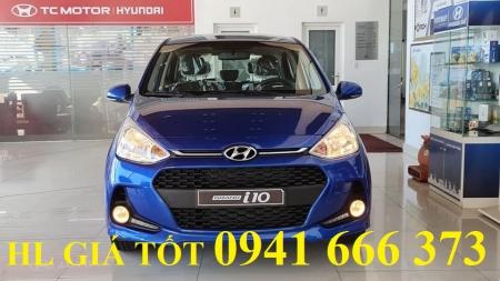 Hyundai i10 2020 Đà Nẵng - Ưu đãi từ 50 đến 100% lệ phí trước bạ khi Đặt cọc Mua xe Hyundai trong tháng 9