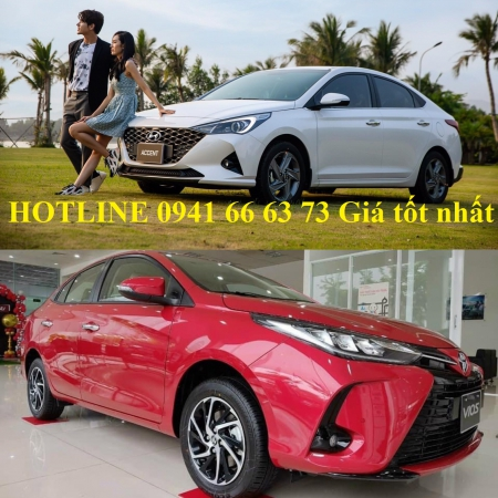 Toyota Vios và Hyundai Accent phiên bản nâng cấp, đâu là lựa chọn tốt. Kẻ tám lạng người nửa cân