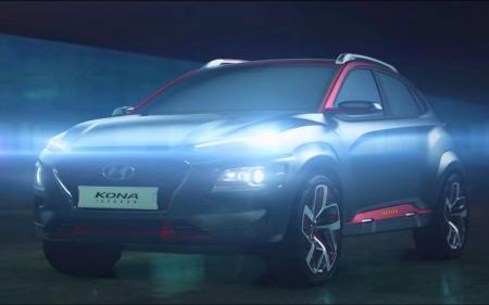 Hyundai Kona tung bản đặc biệt trừng trị Kia Seltos