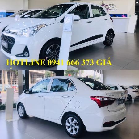 Hyundai i10 số sàn bản full hach back và sedan đồng loạt giảm đến 16.5 triệu đồng tại Đà Nẵng