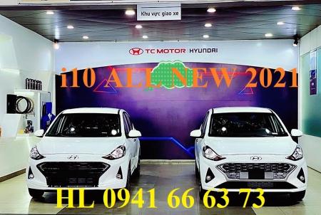 Hyundai Grand i10 ALL NEW  2021 hoàn toàn mới ra mắt tại Hyundai Đà Nẵng - Giảm 10 triệu đồng cho tất cả phiên bản