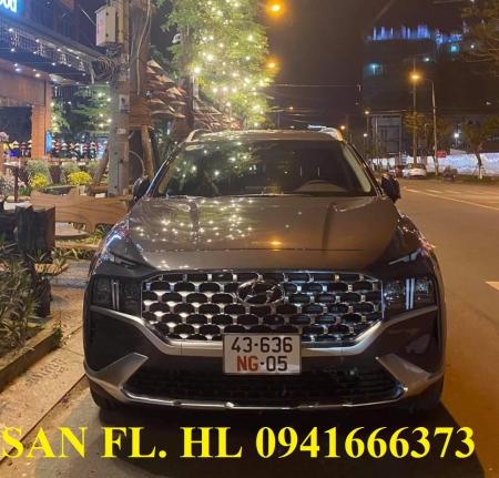Hyundai Santa Fe bản nâng cấp 2021 được đăng ký thông tin trên Cục đăng kiểm Việt Nam