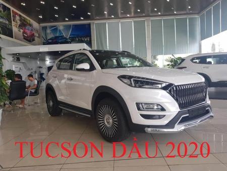 Hyundai Tucson máy dầu 2020 phiên bản đặc biệt