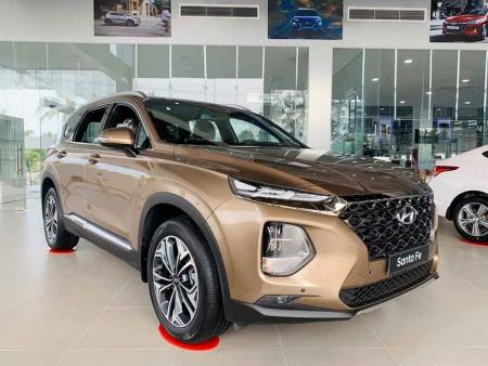 Hyundai Santa Fe 2020 2.2 AT Máy Dầu