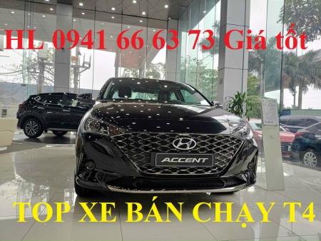 Hyundai Accent FL 2021 và Grand i10 - Top xe bán chạy nhất Tháng 4.2021