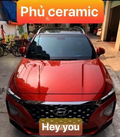 Có nên phủ Ceramic cho xe mới không ?