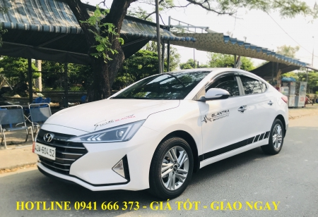 Hyundai Elantra Sport Turbo 1.6L - Siêu phẩm trong phân khúc C